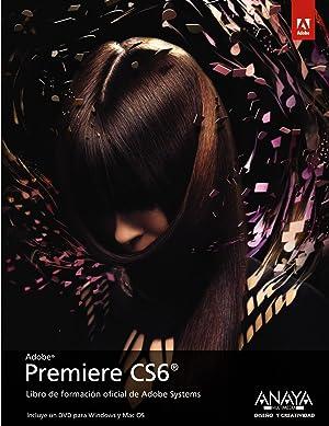 Premiere CS6: Adobe Press