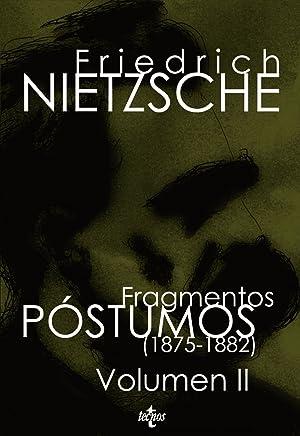 Fragmentos póstumos (1875-1882): Vv.Aa.