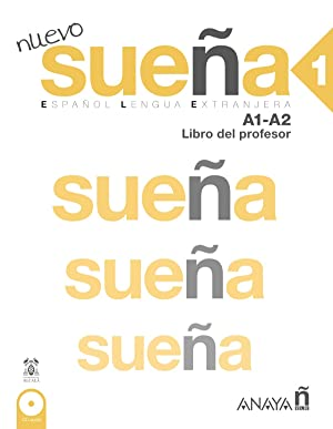 Nuevo sueña 1. Libro del profesor: Alvarez Martinez, M.Angeles/Blanco, Ana