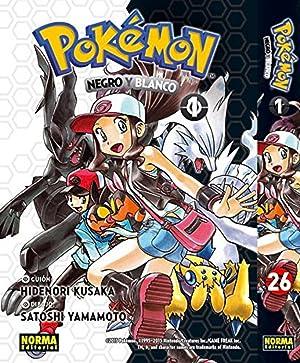 Pokemon 26 negro y blanco: Husaka, Hidenori