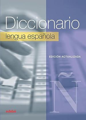 Diccionario Edebe primaria lengua española 2015