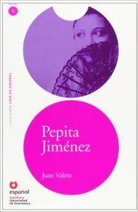 Coleccion leer en español nivel 5 pepita jimenez juan valera español santillana: ...