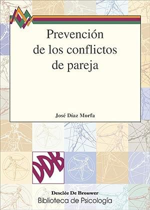 Prevención de los conflictos de pareja: Díaz Morfa, José