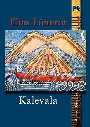 Kalevala: Lönnrot, Elias