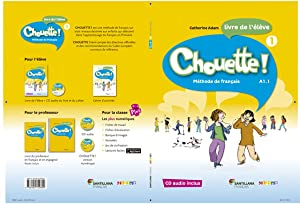 14).chouette 1.livre pack (+cd) (5º.primaria): Vv.Aa