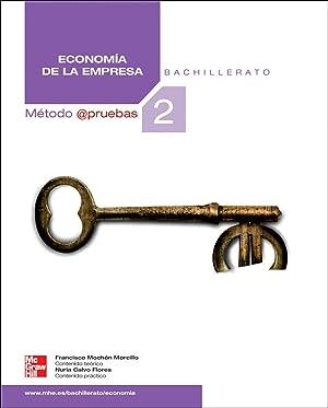 09).economia empresa 2º.bach.(apruebas): Mochón