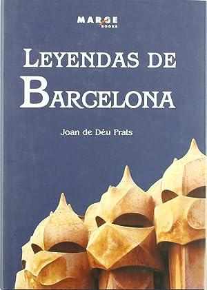Leyendas de Barcelona: Prats Pijoan, Joan De Deu