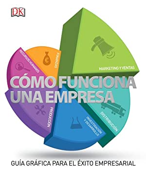 Como funciona una empresa: guia grafica exito empresarial: Aa.Vv.