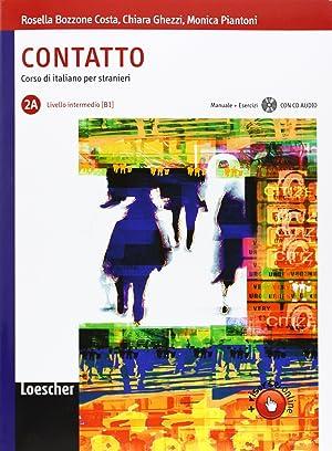 Contatto 2a:book +cd.(level b1): Aigotti, Daniela