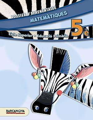 cat).(14).matematiques 5e cs. dossier d'aprenentatge: Torra