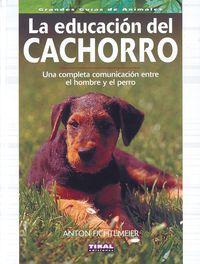 La educación del cachorro: Vv.Aa.