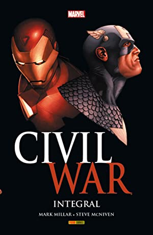 Civil war.(marvel integral)