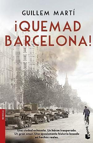 Quemad Barcelona!: Martí, Guillem