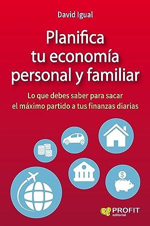 Planifica Tu Economia Personal Y Familia: Igual David