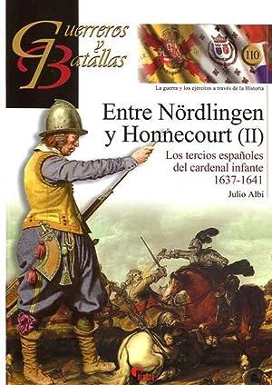Entre Nordlingen Y Honnecourt(Ii)- Guer. Y Bat. 11: Albi, Julio