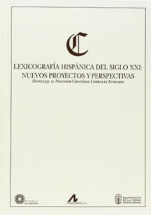 Lexicografia hispanica del siglo xxi: Aa.Vv.