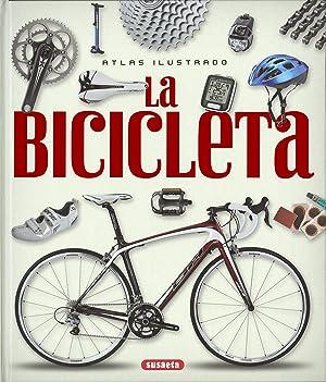 La bicicleta Atlas ilustrado: Vv.Aa.