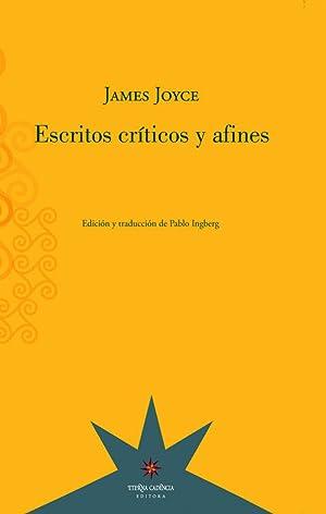 Escritos críticos y afines: Joyce, James