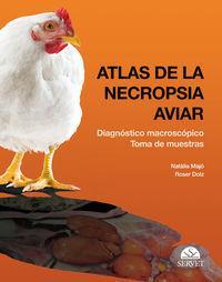 Atlas de necropsia aviar: Majo, Natalia