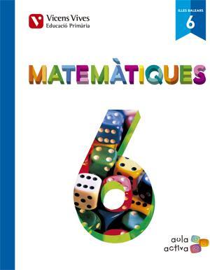 bal).(15).matematiques 6e.prim.(aula activa).trimestral: Fraile, J.