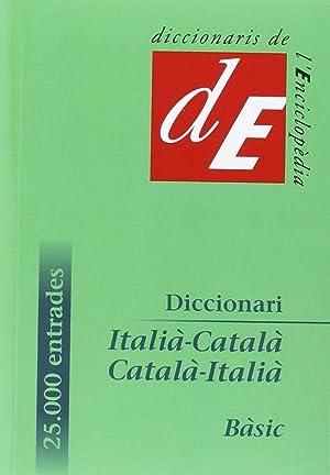 Diccinari basic italia-catala, catala-italia: Aa.Vv.