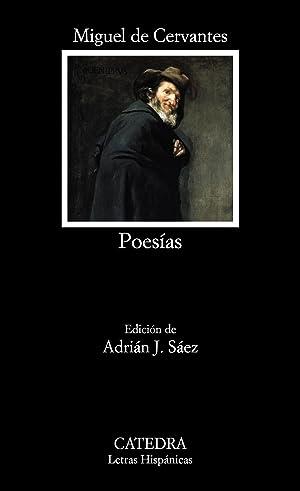 Poesías: Cervantes, Miguel De