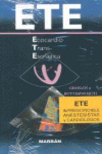Ecocardio trans-esofagica.ETE