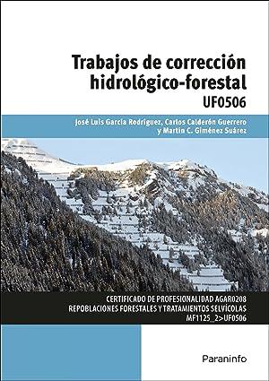 Trabajos de correción hidrológico-forestal: Vv.Aa.