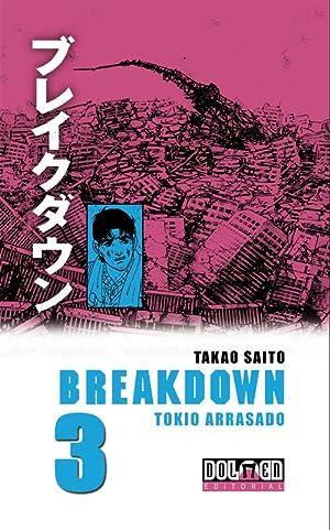 Breakdown, 3 Tokio Arrasado: Vv.Aa.