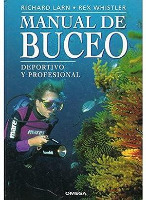 Manual de buceo deportivo y profesional: Vv.Aa.
