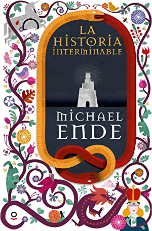 La historia interminable: Ende, Michael