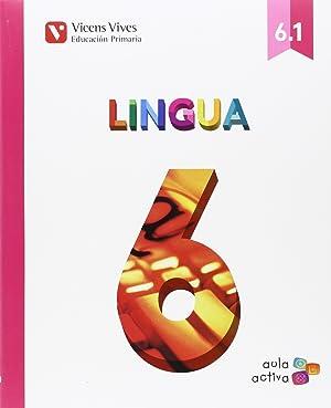 g).(15).lingua 6º.primaria.(aula activa).trimestral: Vv.Aa