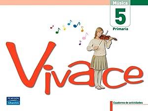 06).vivace 5º.prim *cuaderno+cd* /musica: Atance Ibar, Javier