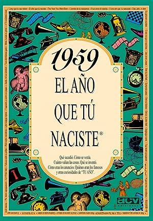 1959 El año que tu naciste: Collado Bascompte, Rosa