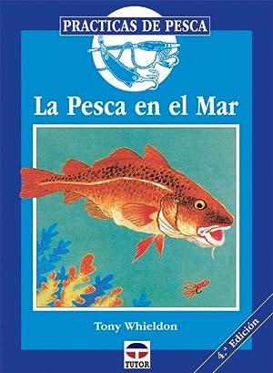La pesca en el mar: Whieldon, Tony