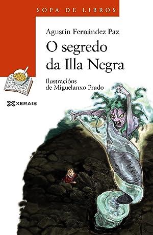 O segredo da illa negra: Fernandez Paz, Agustin