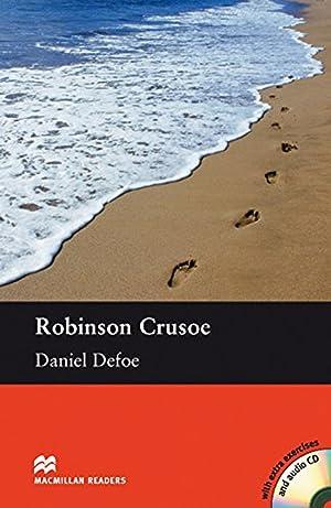 Robinson crusoe+cd: Mr Pre-intermediate
