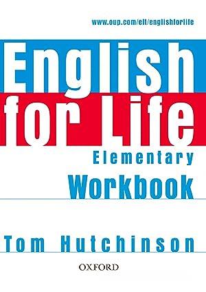 07).(wb-key).elementary.english for life: Hutchinson, Tom