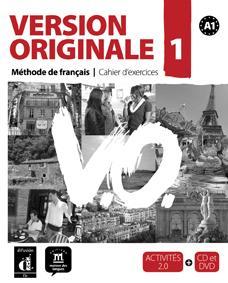 10).version originale 1.(cahier+cd) (a1): Varios autores