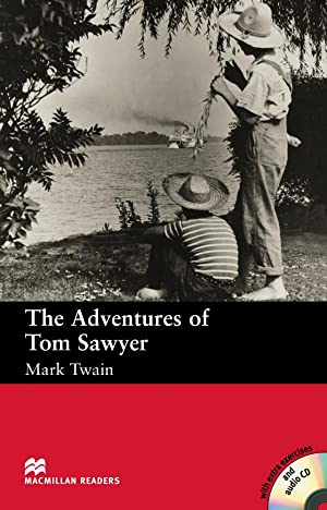 The adventures of tom sawyer. level 2: Twain, M.