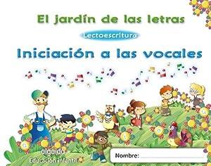 11).jardin letras.inic.vocales (3 aÑos): Campuzano Valiente, María Dolores