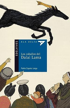 Los caballos del Dalai Lama: Zapata Lerga, Pablo