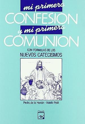 1o.confesion 1o.comunion mag: de la Herrán