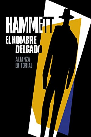 El hombre delgado: Hammett, Dashiell