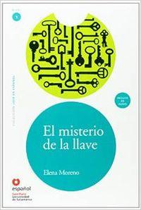 Leer en español nivel 1 misterio de: Moreno Gonzalez, Elena/Universidad