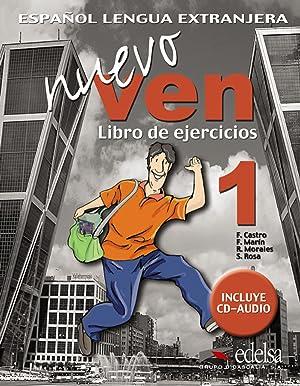 07).nuevo ven 1.(ejercicios+cd) (espaÑol lengua extranjera: Castro Viudez, Francisca