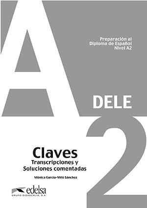 claves).preparacion d.e.l.e. (a2): García-Viñó Sánchez, Mónica
