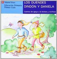 Los Duendes Dindon Y Daniela. Letra De: Fernandez Buñuel, Ana/Rodriguez