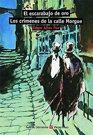 3.escarabajo oro/crimenes c.morgan: Allan Poe,Edgar