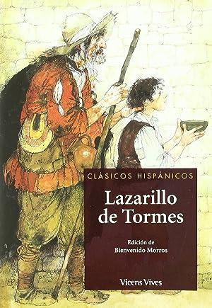 El Lazarillo De Tormes. Coleccion Clasicos Hispánicos.: Morros Mestres, Bienvenido